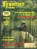 Frontier Times Mag September 1972 Alaska Bound