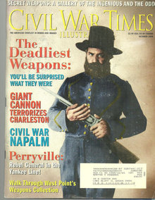 Civil War Times Magazine October 1999 Weapons Tech