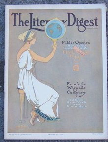 Literary Digest October 21, 1911 Women's Victory in California