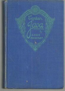 Captain Java by Louis Moresby 1928 1st edition