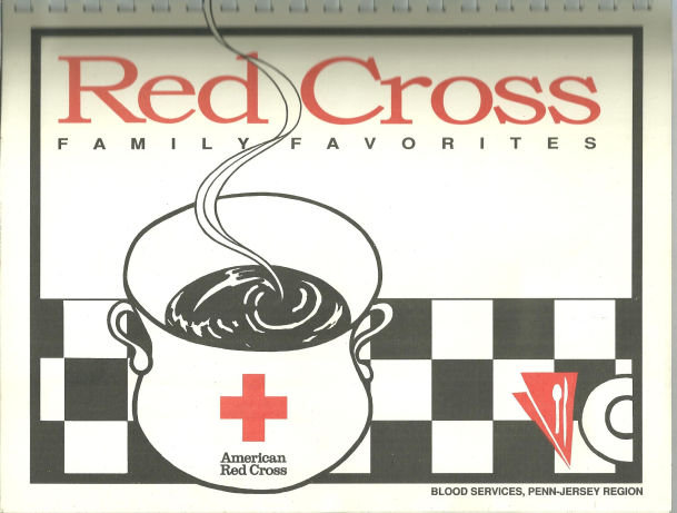 Red Cross Family Favorites by Penn-Jersey Blood Service