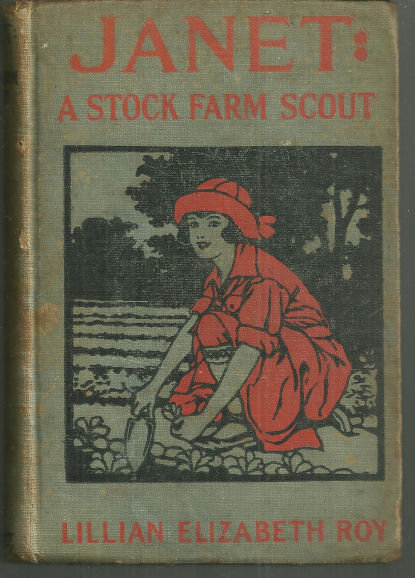 Janet A Stock Farm Scout by Lillian Elizabeth Roy 1925