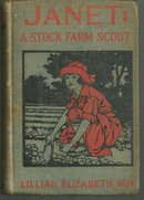 Janet A Stock Farm Scout by Lillian Elizabeth Roy 1925
