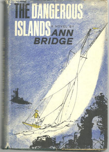 Dangerous Island by Ann Bridge 1963 1st edition DJ