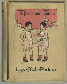 Pickaninny Twins by Lucy Fitch Perkins 1931 1st edition