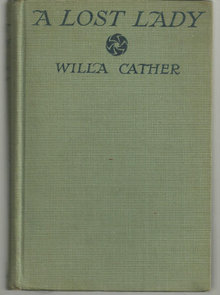 Lost Lady by Willa Cather 1923 Photoplay Edition