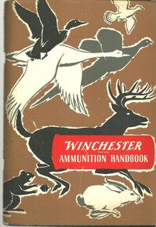 Winchester-Western Ammunition Handbook Illustrated