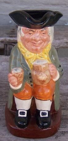 Royal Doulton Happy John Character Toby Mug