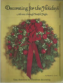 Decorating for the Holidays Advent Through Twelfth 1976