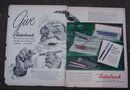 1956 Esterbrook Pen Magazine Christmas Advertisement
