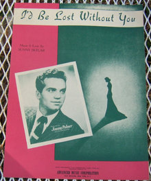 I'd Be Lost without You Featured by Jimmy Palmer 1946