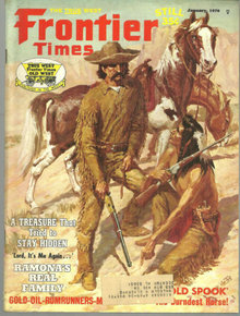 Frontier Times Mag January 1970 Ramona's Real Family