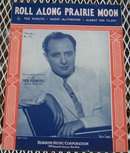 Roll Along Prairie Moon Featured by  Ted Fiorito 1935