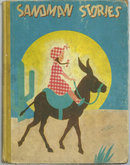 Sandman Stories 1938 Saalfield Children's Stories