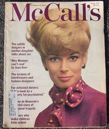 McCall's Magazine January 1966 Ray Bradbury Fiction