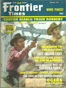 Frontier Times Mag January 1971 James R. Williams