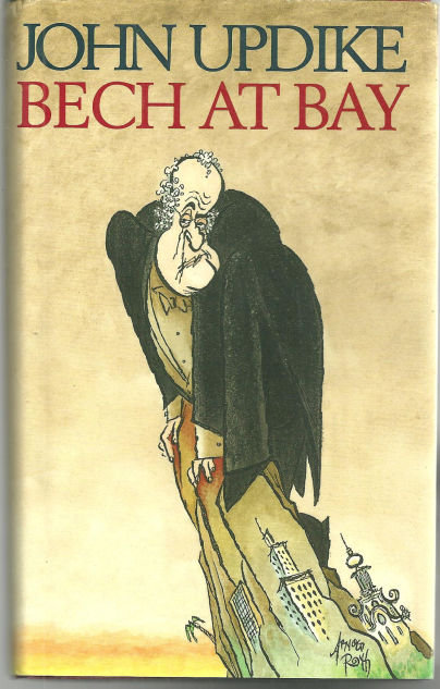 Bech at Bay A Quasi-Novel by John Updike 1998 1st ed DJ