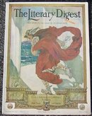 Literary Digest January 2, 1909 The Alpine Afterglow