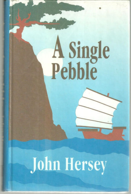 Single Peeble by John Hersey 1992 Large Print Edition