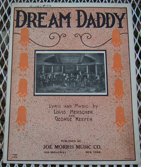 Dream Daddy The Benson Orchestra of Chicago 1923 Music