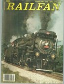 Railfan Magazine February 1978 Southern's 2-10-4