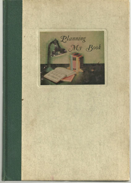 Planning My Book Scientific-Technical-Mathematical 1940