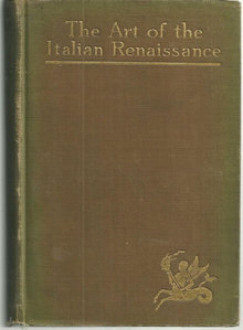 Art of the Italian Renaissance by Heinrich Wolfflin