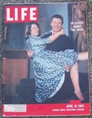 Life Magazine April 18, 1960 The Elopers on Cover