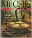 McCall's World Wide Cooking 1965 Illus Hope Taylor