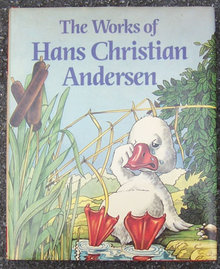 Works of Hans Christian Andersen 1985 with Dust Jacket