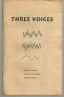 Three Voices Lebanon County Workshop Poetry 1976