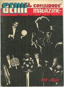 Genii Magazine May 1957 Ron Urban on Cover