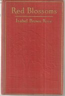 Red Blossoms a Story of Western India 1925 Novel