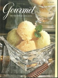 Gourmet Magazine June 1995 Family Vacations