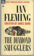 The Diamond Smugglers by Ian Fleming 1965 Paperback