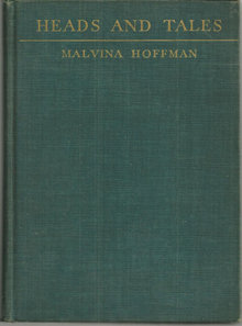 Heads and Tales by Malvina Hoffman 1936 Animal Stories