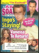 ABC Soaps in Depth July 18, 2006 The Old GH is Back