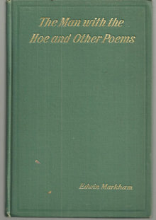 Man with the Hoe and Other Poems by Edwin Markham 1899