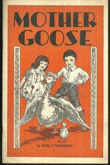Mother Goose by Ethel Wolverton National Food Bureau