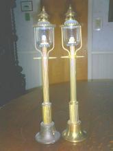 Train Street Lamps