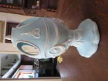 Bluebird Elegant Porcelain music Box