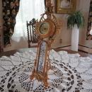 Clock & Thermometer, circa 1880