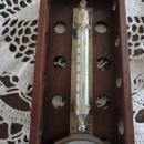 Lambrecht Thermo-Hygrometer in Box, Circa 1890