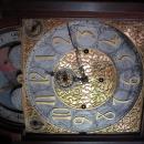 Walter Durfee tube Chime Clock, circa 1900
