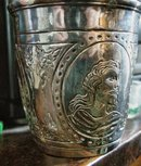 Fab. 17th Century Continental Beaker prob. Augsberg