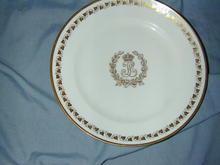 REAL SEVRES 1833 LOUIS PHILLIPE PLATE