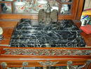 IMPORTANT GERMAN MILITARY INKSTAND