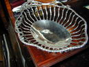 GEORGE III STERLING SILVER BASKET 1765