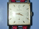 Benrus 14 kt Gold watch