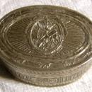 French Pre-Revolutionary Sterling Snuff Box